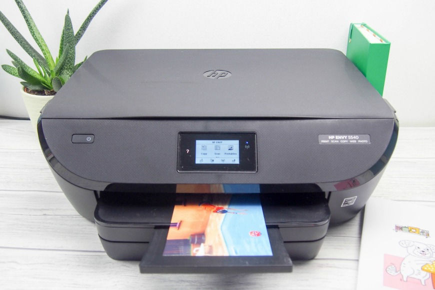 Hp Envy 5540 And Hp Instant Ink Review Mum In The Madhouse