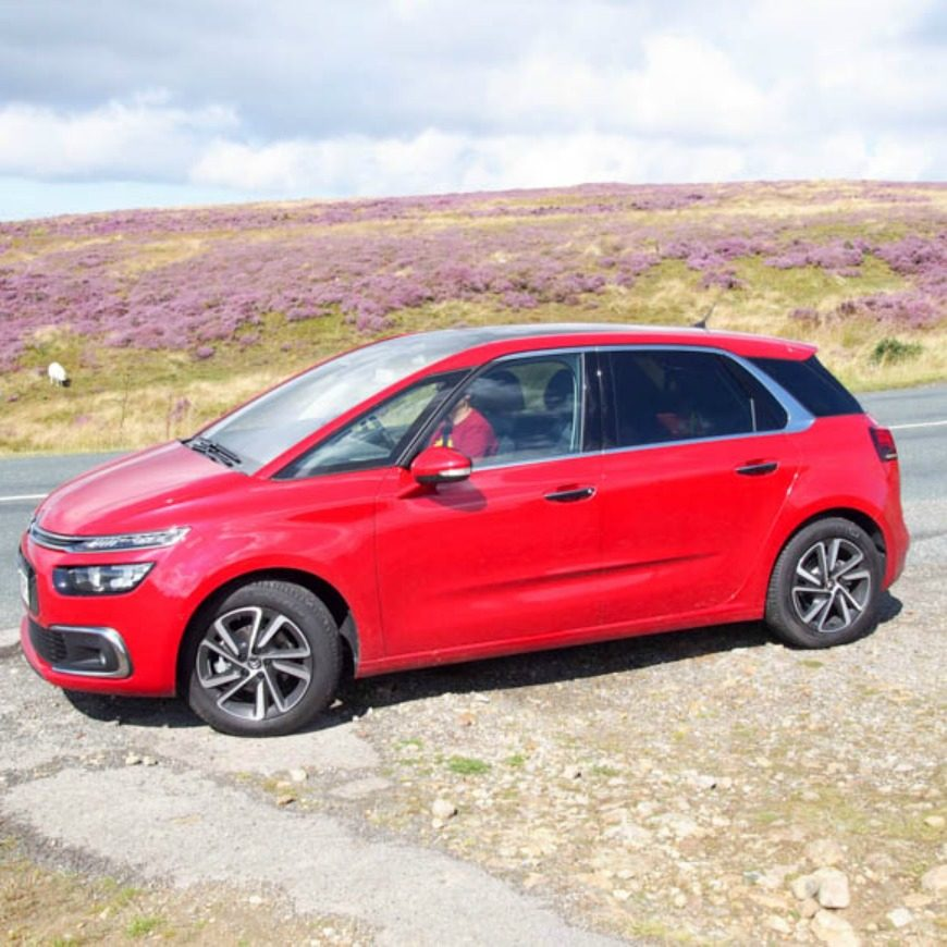 A Mums view of Citroën C4 Picasso - Mum In The Madhouse