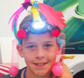 How to make Personlised Head Torches