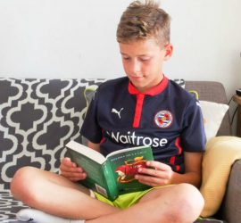 Tips for engaging reluctant readers