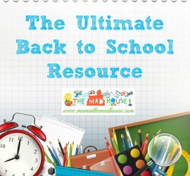 The Ultimate Back to School Resource