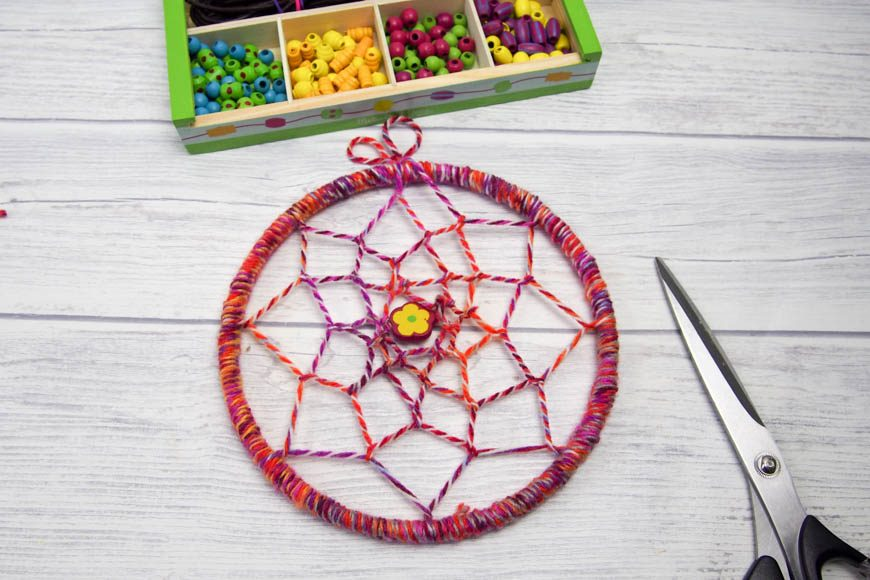 DIY Dreamcatcher Tutorial