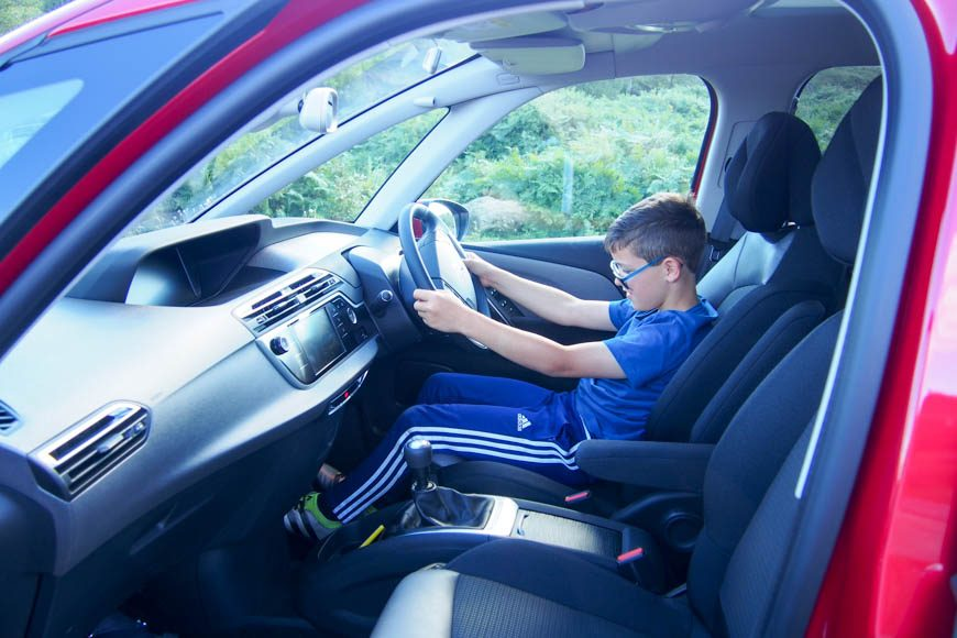 A Mums view of the Citroën C4 Picasso