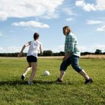 Football – Getting Girls in the Game