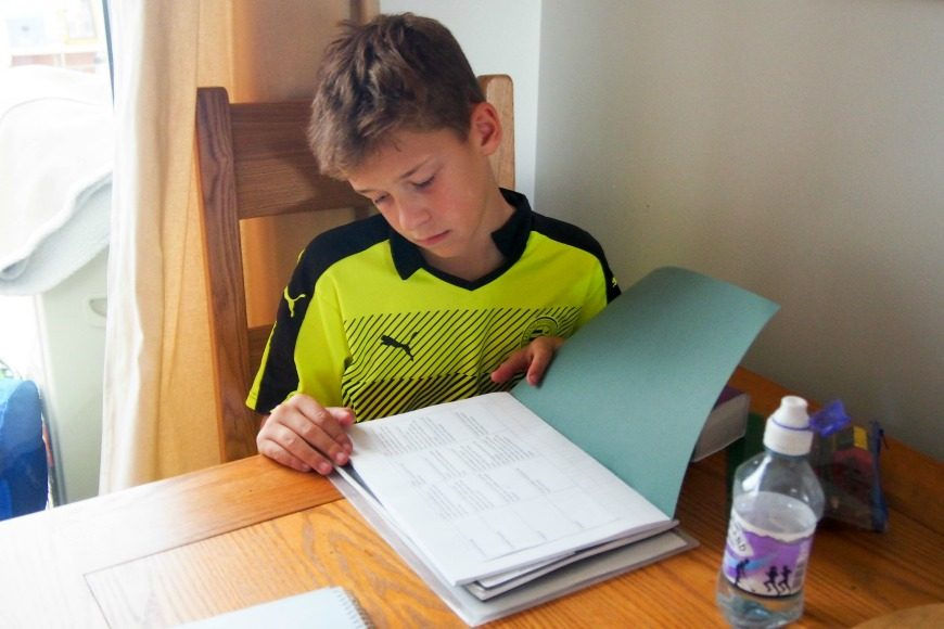 Easing the Home to School Transition