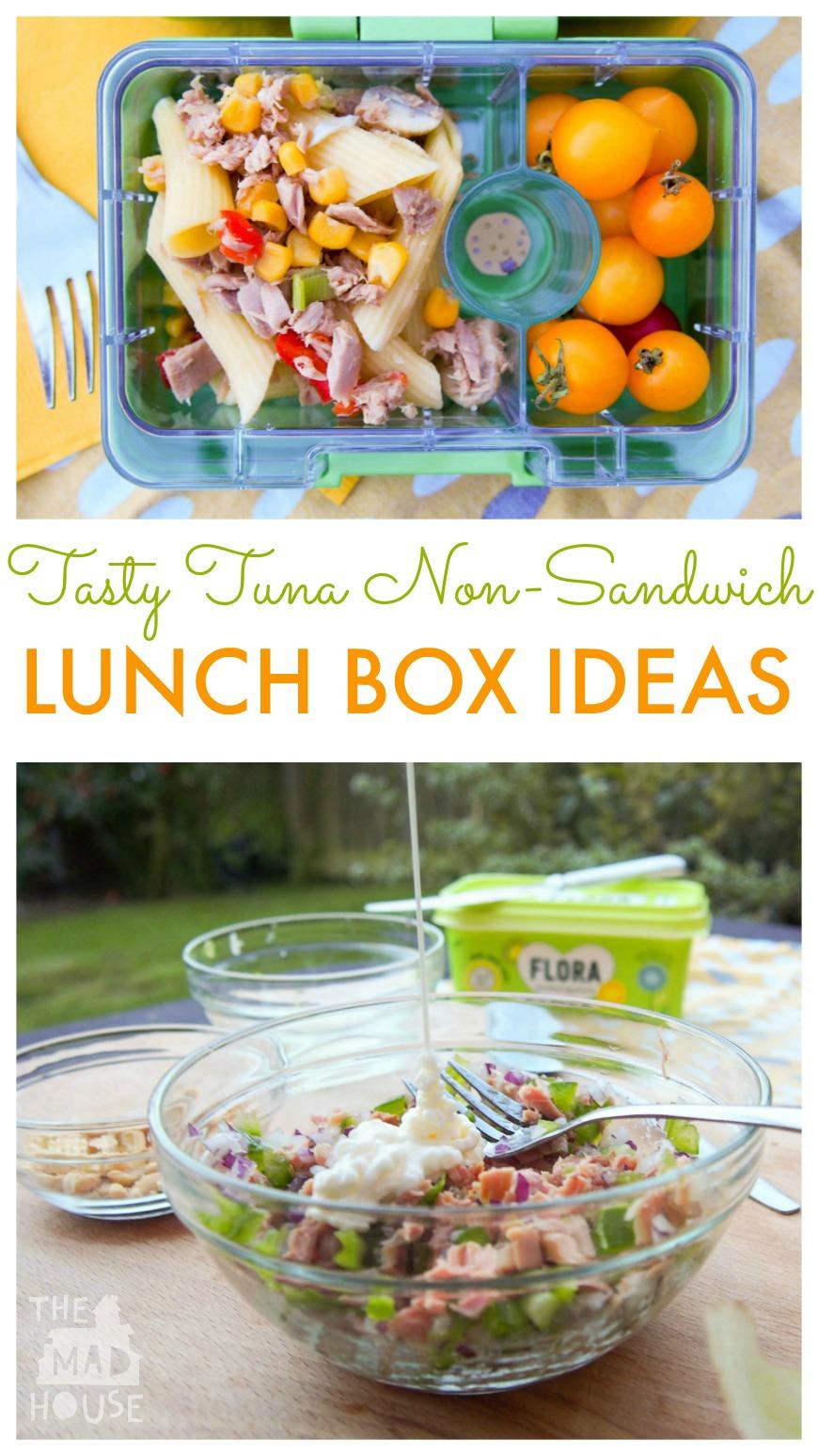 Tasty tuna non sandwich lunchbox ideas mum in the madhouse tasty tuna non sandwich lunch box ideas forumfinder Gallery