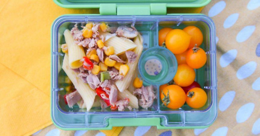 Tastey Tuna Non Sandwich Lunchbox ideas