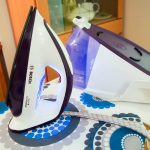 Bosch VarioComfort Steam Generator Iron Review and Giveaway