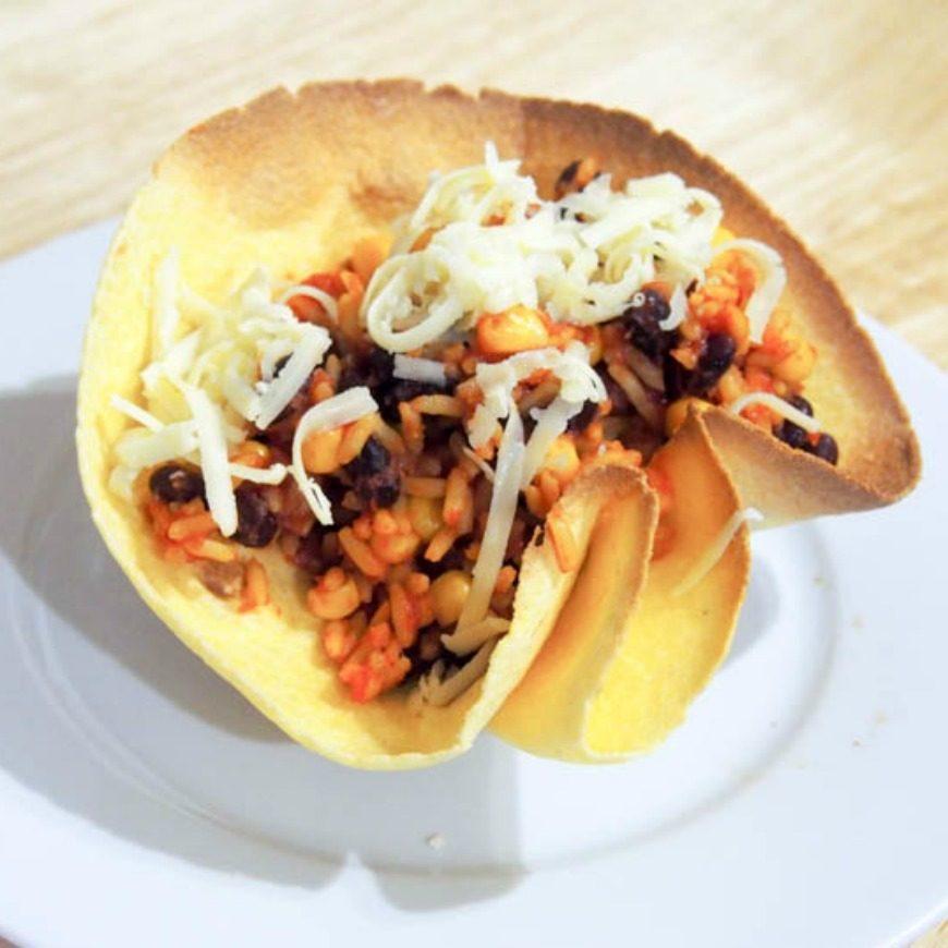 Veggie Taco Bowls