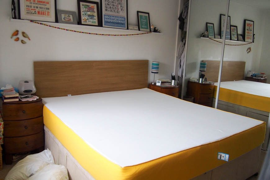 Eve Mattress Review and Unboxing
