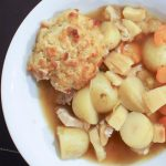 Bubble and Squeak Soup – cooking with kids
