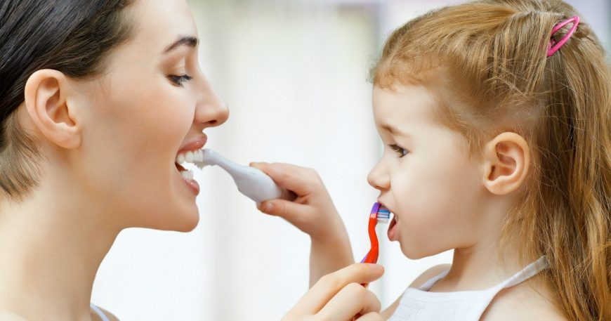 Encouraging your Hypersensitive Child to Brush their Teeth