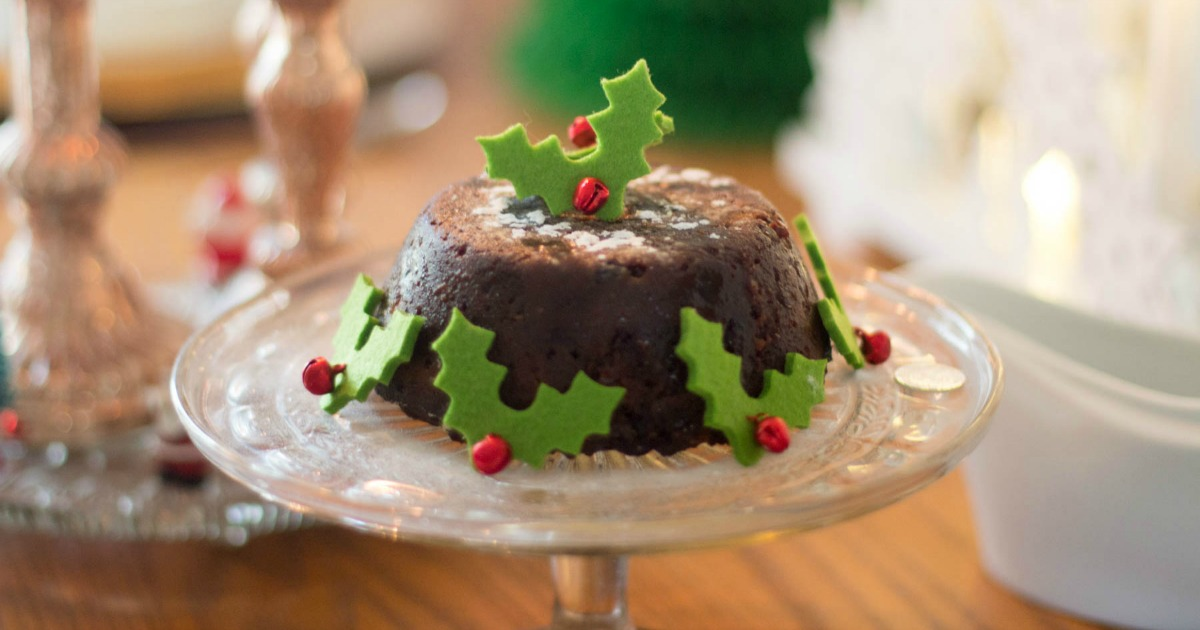 Our traditional christmas pudding recipe with a twist mum in the a traditional christmas pudding recipe with a twist make a christmas pudding making a family forumfinder Choice Image