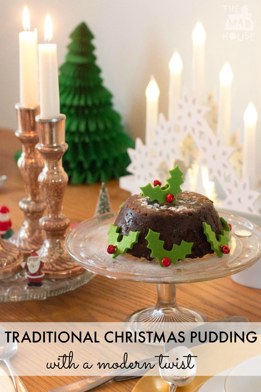 A Traditional Christmas Pudding Recipe with a Twist. Make a Christmas pudding making a family affair on Stir Up Sunday with our delicious recipe.