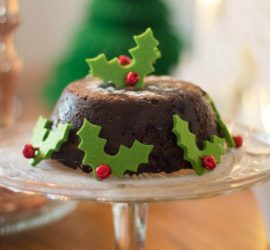 Our Traditional Christmas Pudding Receipe with a Twist