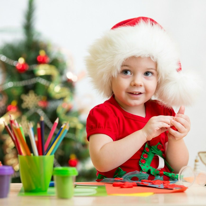 Over 35 Christmas Decorations, Crafts and Gifts Kids Can Make - Mum ...