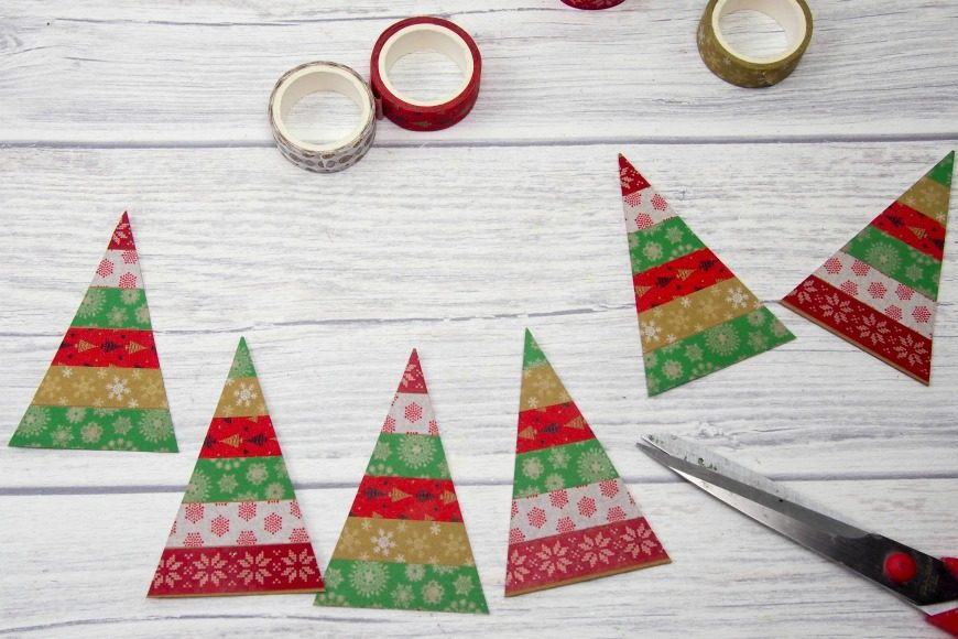 simple-washi-tape-christmas-trees-garland-5