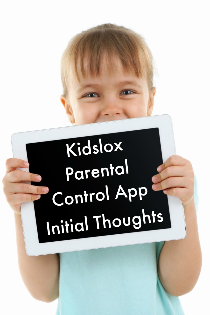 Our initial thoughts on Kidslox Parental Control App which gives you remote management of your kids' devices and allows you to remotely lock them down.