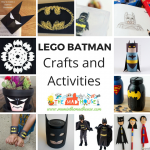 LEGO Batman Crafts, Activities and Giveaway