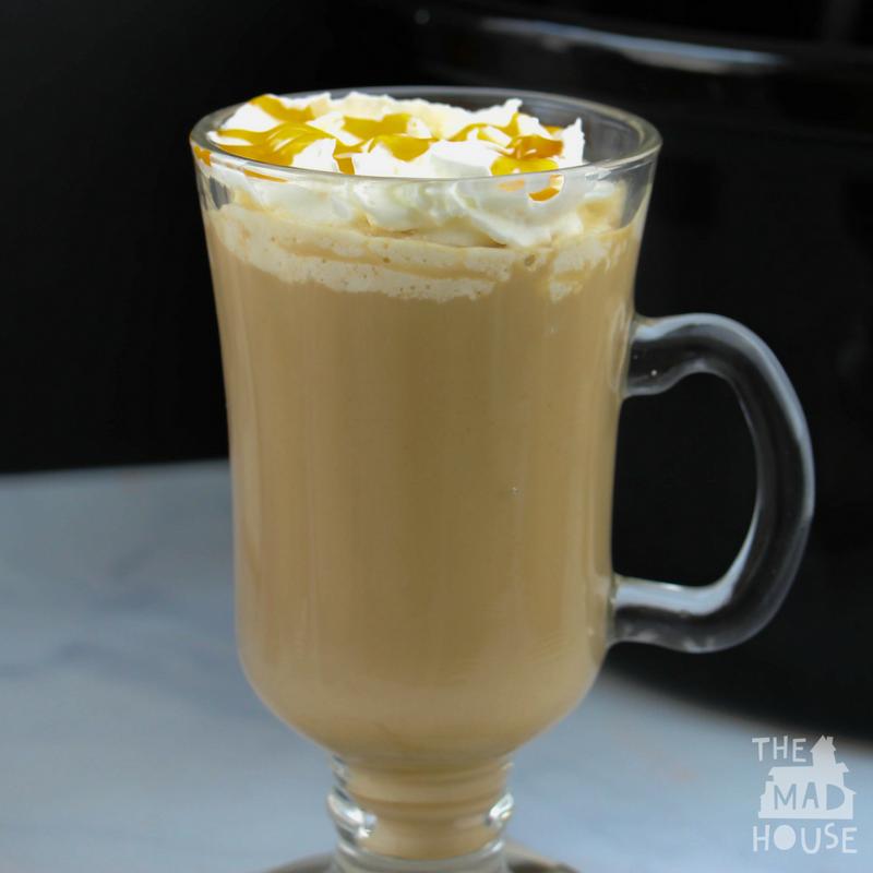 Crockpot Caramel Latte Recipe