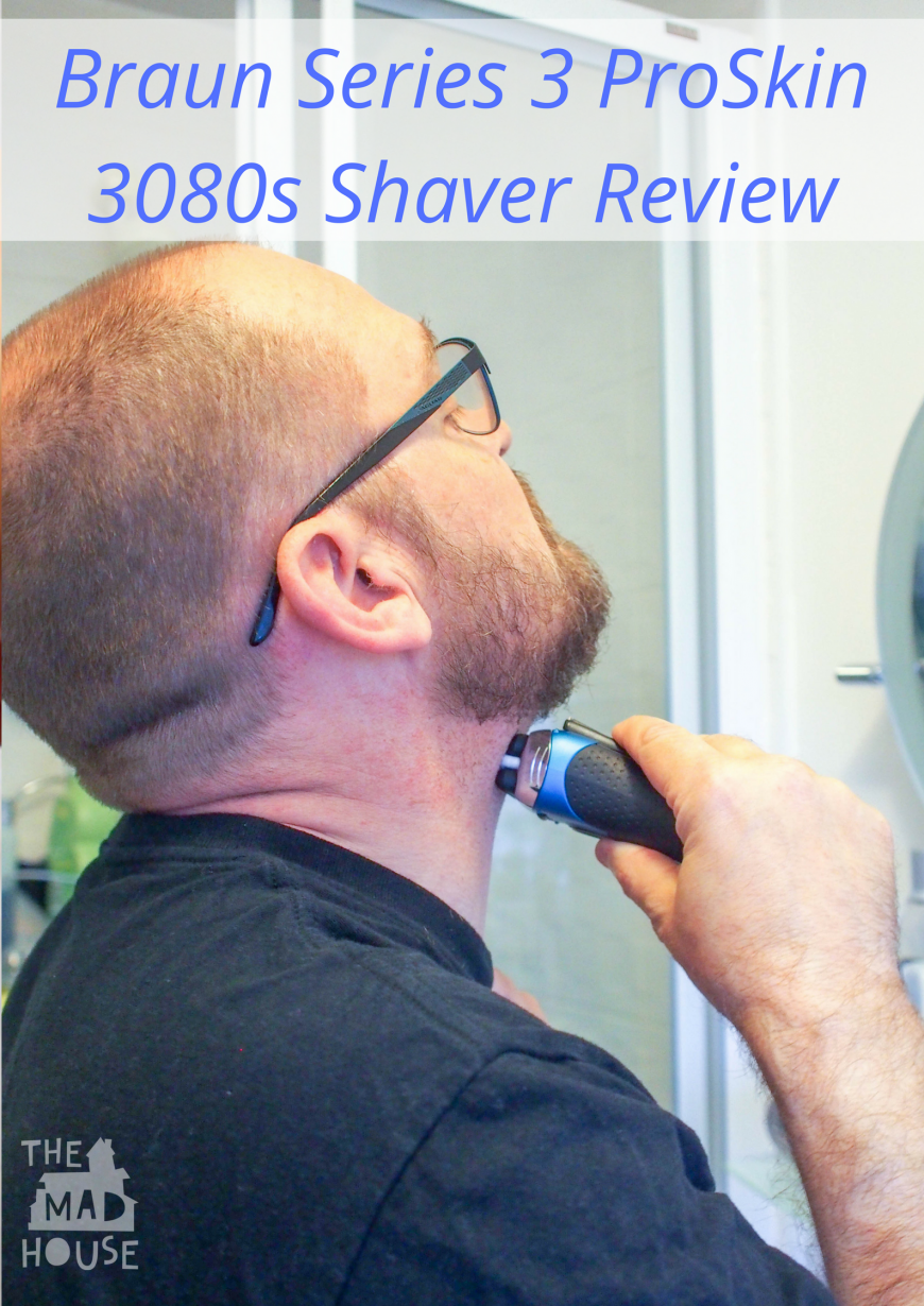 Braun Series 3 ProSkin 3080s Shaver Review