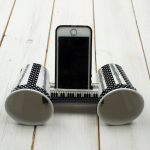 DIY Phone Amplifier and Stand
