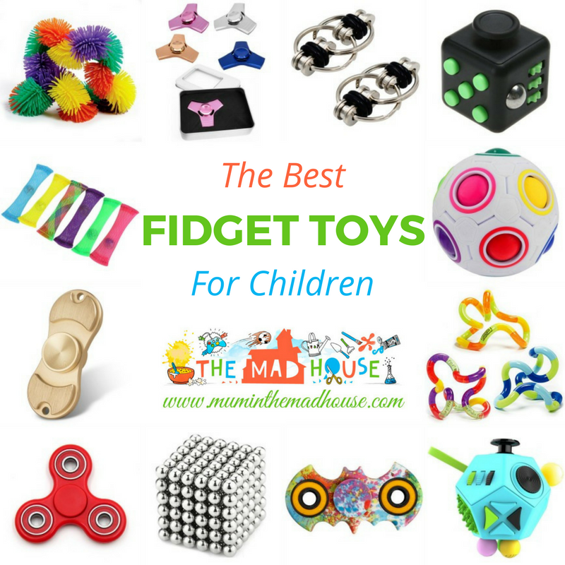 Toys For Kids : The best fidget toys for kids mum in madhouse