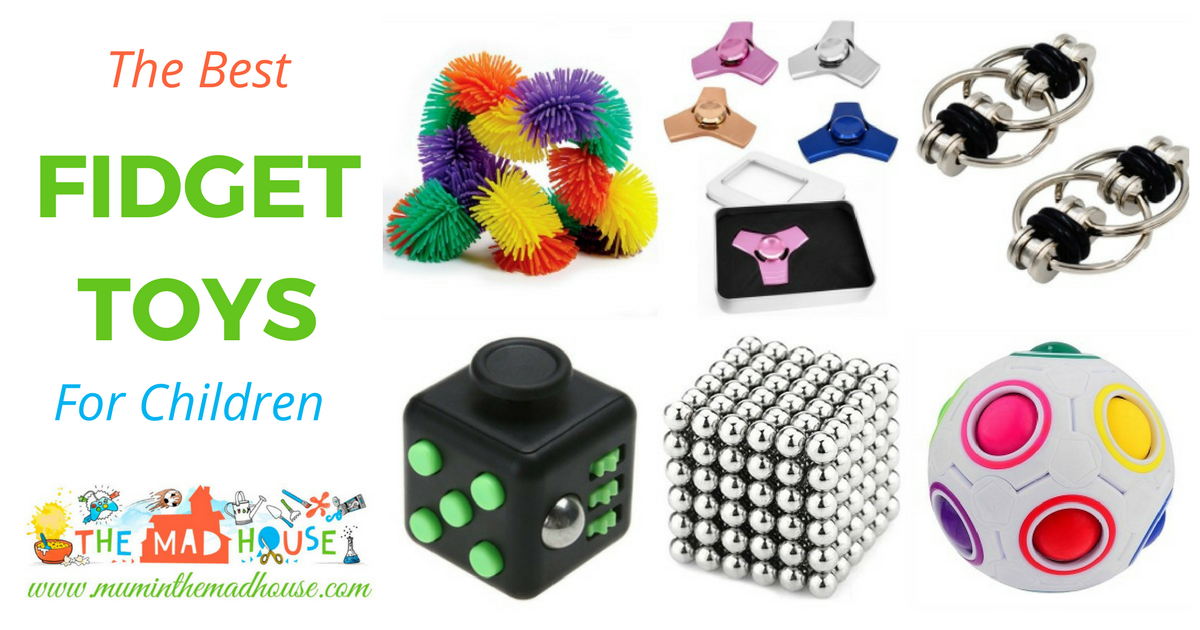 The Best Fidget Toys For Children As Tested By Mini Aged 10 Who Has Issues With