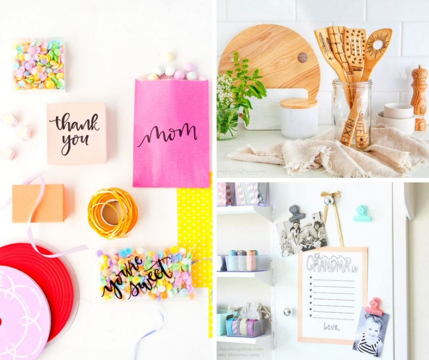 20 Last-Minute (But Still Fabulous) DIY Mother's Day Gift Ideas