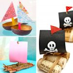 20 Fun & Creative Boat Crafts for Kids