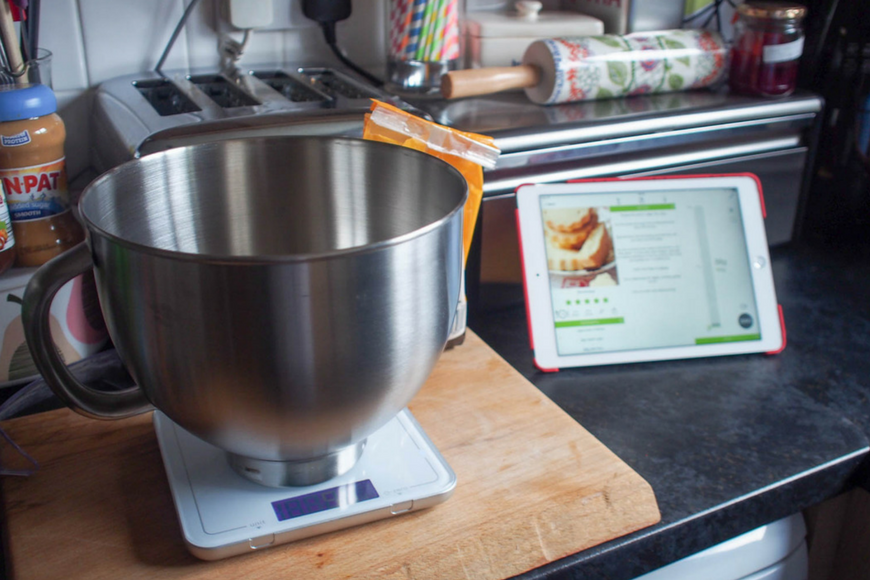 salter kitchen timer instructions