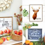 15 Free and Fabulous Fall Printables
