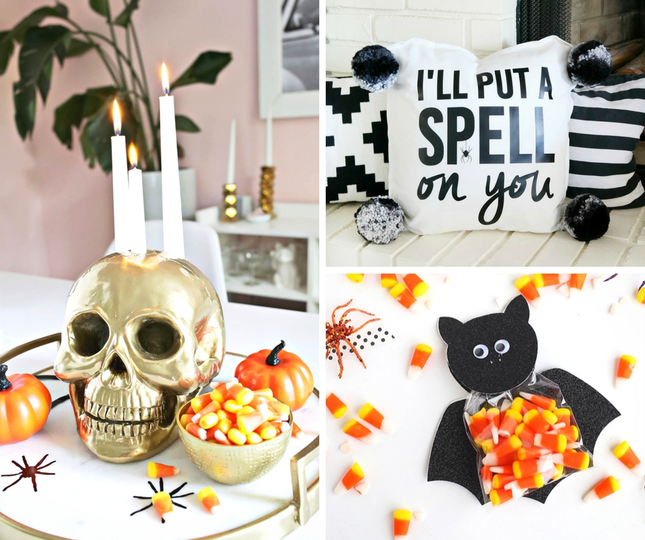 Halloween Crafts And Decorations: 15+ Creative DIY Halloween Crafts