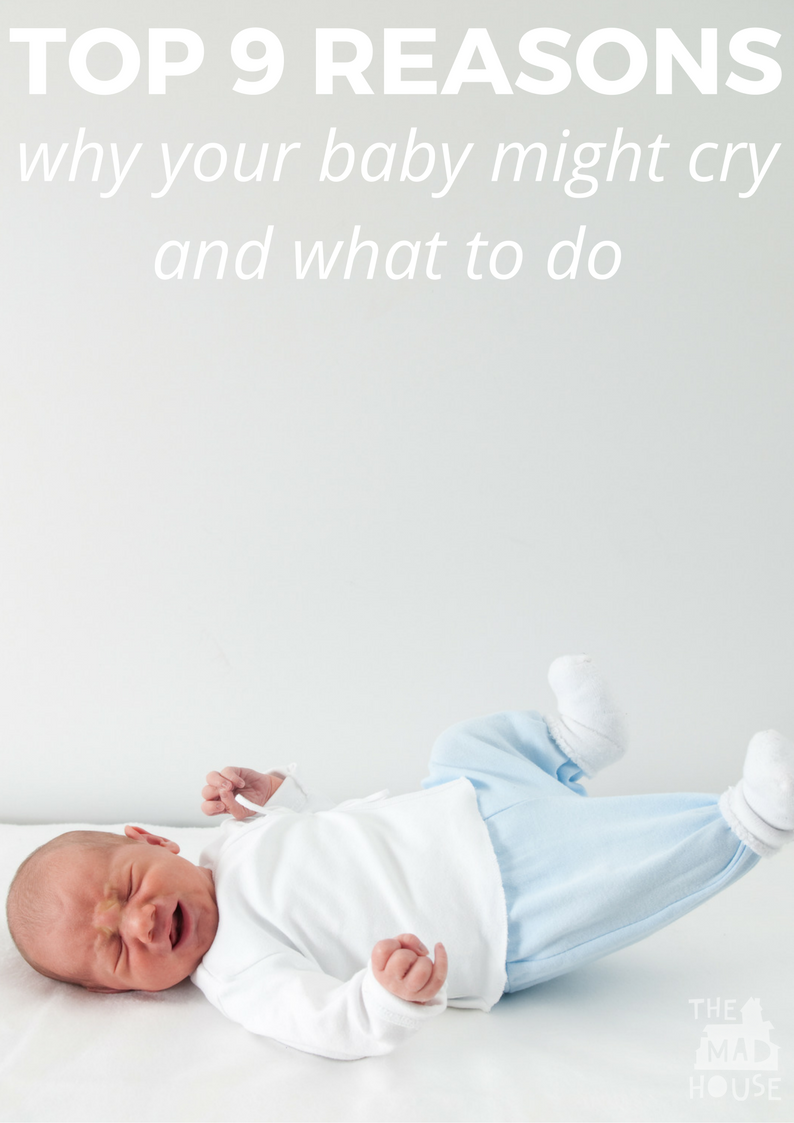 A midwife's guide to understanding newborn cries