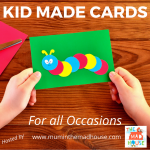 30+ Kid-Made Cards for All Occasions