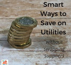 Smart Ways to Save on Utilities without swapping suppliers