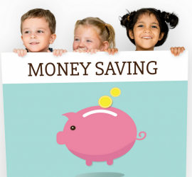Teaching Children how to Save Money on Everyday Essentials