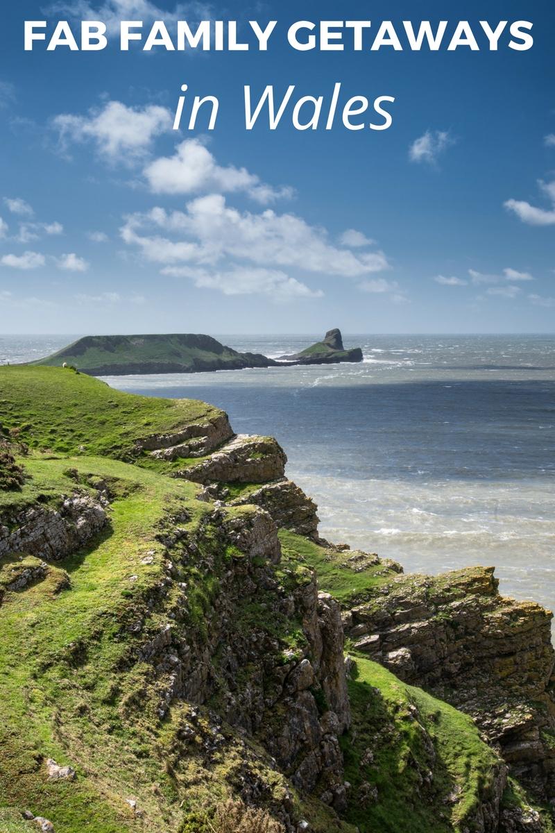 Family Getaways In Wales