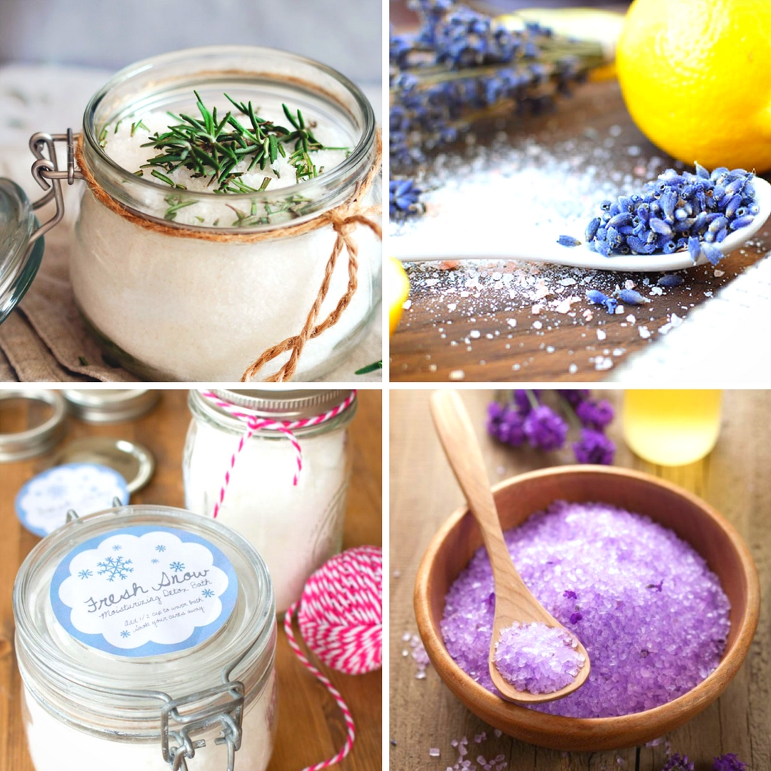 20 Relaxing DIY Bath Soaks - Mum In The