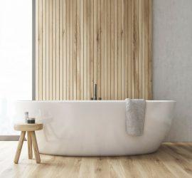 Making the bathroom a wellness centre