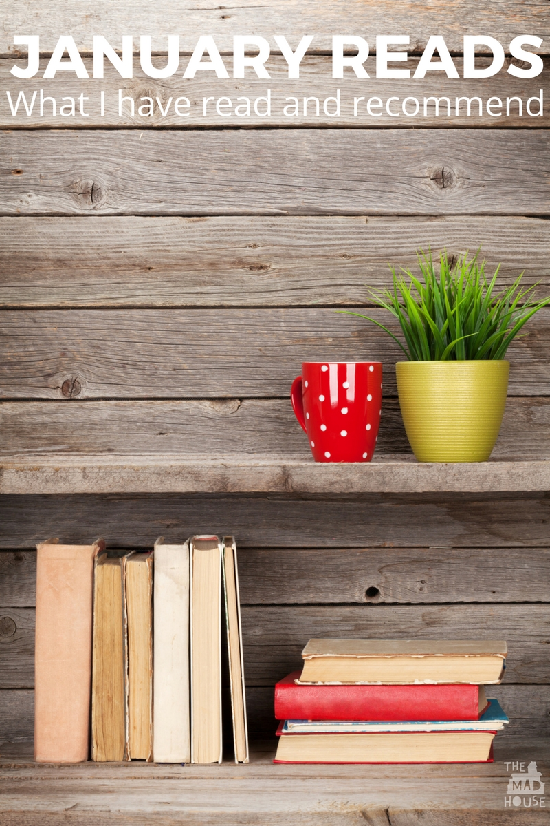 What I am reading in January - books to inspire creativity, bring joy and kickstart the year