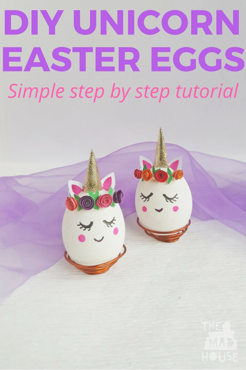 How gorgeous are these DIY Unicorn Easter Eggs? Such a super cute Easter egg craft projectPlus,unlike the typicalEasteregg activity of dying them colours, thisDIYis totally mess-free. With a little paper, some sharpies and a little time you can have a blessing of Unicorns.