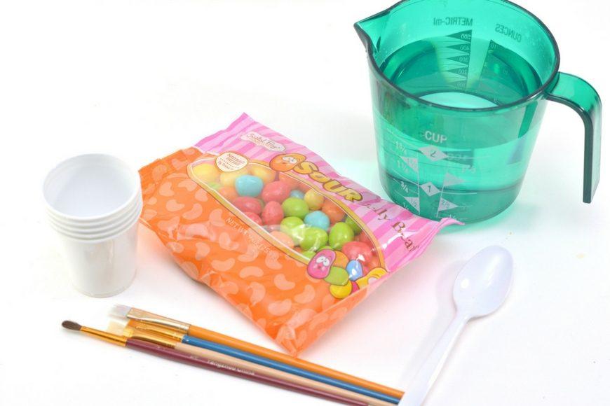 taste safe Jelly Bean Watercolours