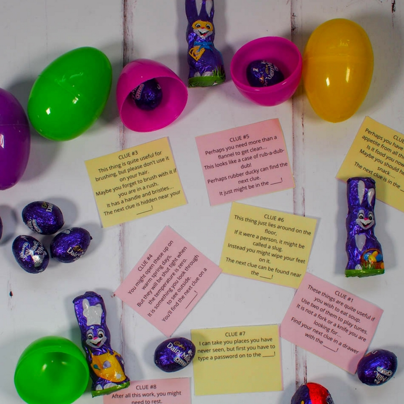 Easter Egg Hunts For Teenagers Mum In The Madhouse