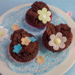Failsafe Chocolate Fairy Cakes - Handmade Mother's Day