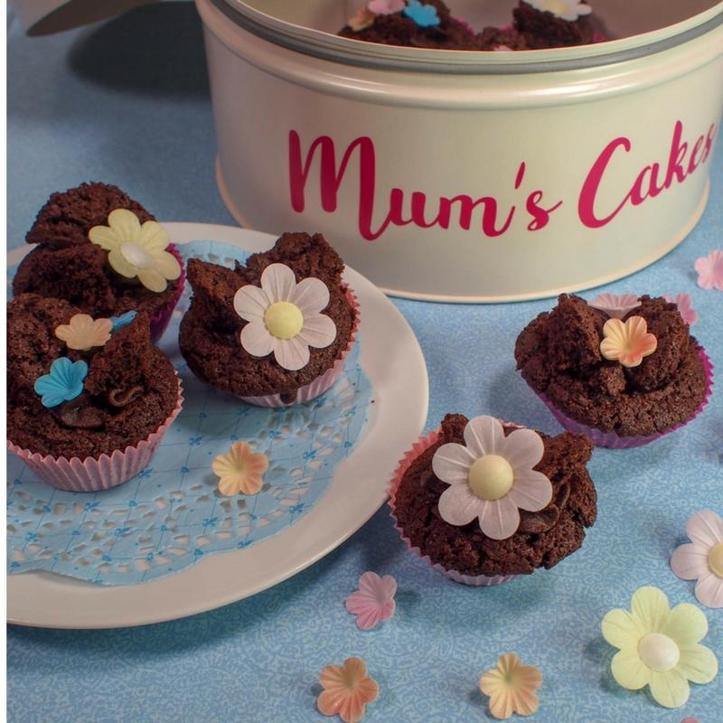 Failsafe Chocolate Fairy Cakes