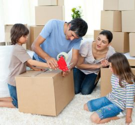 Simple Ways to Turn a Rented House in to a Family Home