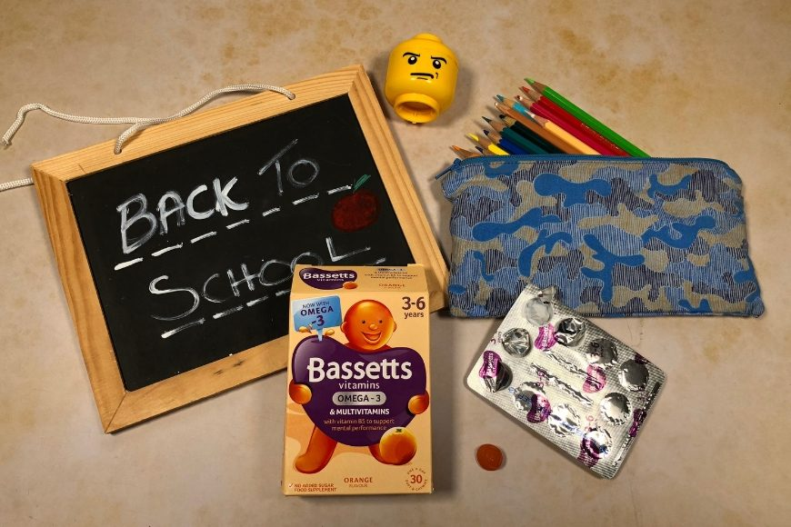 Dealing with Starting school