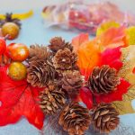 How to Make a Simple Autumn Wreath
