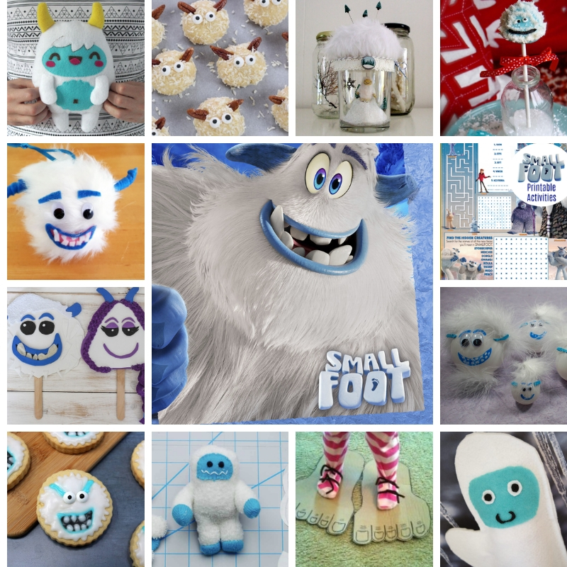 Fabulous Smallfoot Crafts And Party Ideas Mum In The Madhouse